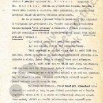 Záznam z jednání mezi Emilem Háchou a říšským protektorem von Neurathem ohledně zaujmutí stanoviska protektorátní vlády k telegramu Edvarda Beneše Chamberlainovi. (1/4)
