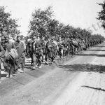 Zajatí polští vojáci