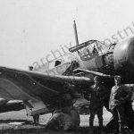 Ukořistěné polské letadlo