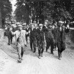 Údajní polští ostřelovači a jejich poprava