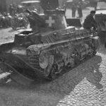 Původně čs. tanky LT-35 ve výzbroji německé armády