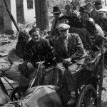 Polští uprchlíci se vracejí do svých vesnic