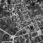Letecké záběry Varšavy