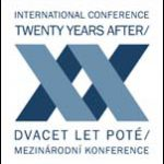 """Logo konference """"Dvacet let poté: Komunistické režimy ve střední a východní Evropě jako společné dědictví"""""""