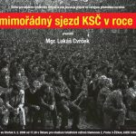 """Pozvánka na přednášku """"XIV. mimořádný sjezd KSČ v roce 1968"""""""