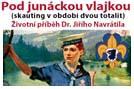 """Pozvánka na seminář""""Pod junáckou vlajkou"""" (ÚSTR, 22.10.2009)"""
