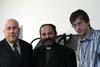 Marek Lasota, Tadeusz Isakowicz-Zaleski a PhDr. Petr Blažek ředitel odboru zkoumání totalitních režimů