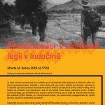 Pozvánka na prezentaci knihy o československých legionářích v Indočíně