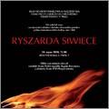 Pozvánka na slavnostní odhalení obelisku věnovaného památce polsko-československého hrdiny roku 1968 Ryszarda Siwiece (Praha 3, Siwiecova 2, 20.8.2010)