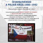 """Pozvánka na mezinárodní seminář """"Československo a Polská krize 1980–1982"""" (ÚSTR, 1.10.2010)"""