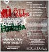 "Pozvánka na festival ""Maďarský film proti totalitě"" (Kino Aero, 1.–3. října 2010)"