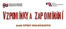 """Pozvánka na filmový seminář """"Vzpomínky a zapomínání aneb Stíny holocaustu"""" (ÚSTR, 3.12.2009)"""