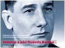 """Pozvánka na filmový seminář """"Vzestup a pád Rudolfa Baráka"""" (ÚSTR, 18.2.2009)"""