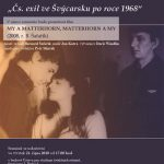 "Pozvánka na filmový seminář ""Čs. exil ve Švýcarsku po roce 1968"" (ÚSTR, 21.10.2010)"