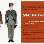 """Pozvánka na seminář """"SNB po roce 1948"""" (ÚSTR, 4.11.2010)"""