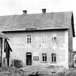 Ilustrační foto: Stav statku Ladislava Kučery v roce 1962 (foto zdroj: ABS)