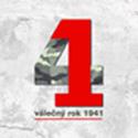 """Logo sympozia """"Válečný rok 1941 v československém domácím a zahraničním odboji"""""""