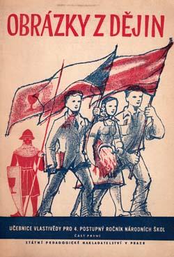 Ilustrační foto: Obrázky z dějin. Učebnice vlastivědy pro 4. postupný ročník národních škol
