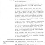 Zpráva o formách boje vesnických boháčů proti zemědělské politice strany a vlády z 9.12.1950 (1/5, zdroj: Národní archiv