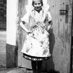 Dívka v plzeňském kroji (foto zdroj: Václav Ruml)