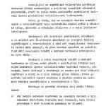 Zásady k provedení očisty vysokých škol zemědělských a veterinárních od dětí vesnických boháčů a městské buržoazie schválené politickým sekretariátem ÚV KSČ dne 13. srpna 1952 (1/6, foto zdroj: Národní archiv Praha)