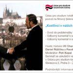 """Pozvánka na filmový seminář """"Kostlivci v našich bednách"""" (ÚSTR, 22.9.2011)"""