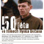 """Pozvánka na filmový seminář """"50. léta ve filmech Hynka Bočana"""" (ÚSTR, 27.6.2011)"""