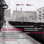 """Pozvánka na přednášku """"Stalo se před 50 lety: Berlín jako politický problém ve vztazích mezi Washingtonem a Moskvou"""" (ÚSTR, 23.6.2011)"""
