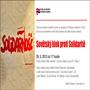 Pozvánka na besedu Sovětský blok proti Solidaritě (Praha, Polský institut, 29.05.2012)
