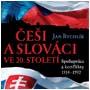 Pozvánka na besedu o knize Češi a Slováci ve 20. století (ÚSTR, 12.06.2012)