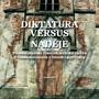 Obálka katalogu výstavy Diktatura versus naděje – ilustrační foto