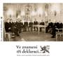 Obálka katalogu výstavy Ve znamení tří deklarací … Šlechta v letech ohrožení československého státu – ilustrační foto