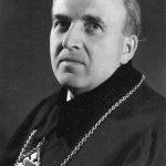 Jan Lomoz jako válečný správce pražské diecéze (Archiv M. Jindry)
