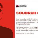 Pozvánka na promítání filmu: Soudruh generál (Praha, ÚSTR, 02.05.2013)