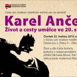 Pozvánka na seminář: Karel Ančerl. Život a cesty umělce ve 20. století (Praha, ÚSTR, 23.05.2013)