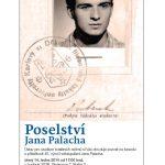 Pozvánka na seminář Poselství Jana Palacha (Praha, ÚSTR, 14.01.2014 od 17 hodin)