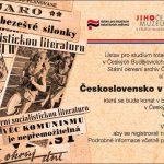 Pozvánka Československo v letech 1954-1962