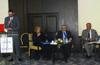 Serminář v Tunisu, přednáší Vojtěch Ripka