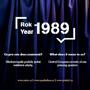 Úvodní panel výstavy Rok 1989
