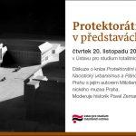 Pozvánka na besedu o knize Protektorátní Praha jako německé město (Praha, ÚSTR, 20.11.2014, 17.00)
