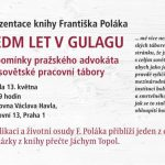 Prezentace knihy Sedm let v Gulagu
