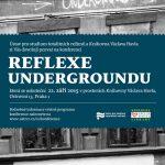 Pozvánka na konferenci Reflexe undergroundu (Praha, 22.9.2015)