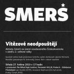 Pozvánka na seminář Vítězové neodpouštějí. Aktivity Smerš v osvobozeném Československu v roce 1945 (The Běhal Fejér Institut, Praha,27.05.2015 v 17 hodin)
