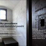 Pozvánka na besedu Pomníky perzekuce - osudy míst historické paměti (Praha, 01.10.2015, 17.00 ÚSTR)