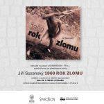 Pozvánka na prezentaci knihy 1969: Rok zlomu (Nová budova Národního muzea19.01.2016)