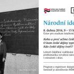 Pozvánka na seminář: Národní identity ve škole (Praha, ÚSTR 08.04.2016)
