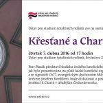 Pozvánka na seminář Křesťané a Charta 77 (Praha, ÚSTR 07.04.2016)
