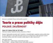 Diskuze se zakladateli Muzea Varšavského povstání a prezentace knihy Chtěli jsme být svobodní…