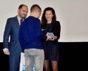 Zdeněk Hazdra předal ocenění v soutěži Lidice pro 21. století