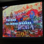 Seminář Lennonova zeď jako místo protirežimních demonstrací